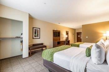 Photo of Comfort Suites St George - University Area