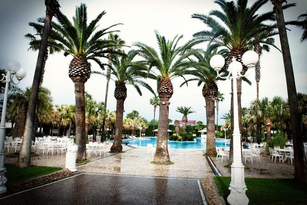 Hotel Parco dei Principi - фото 9