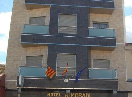 Hotel Almoradi - фото 23