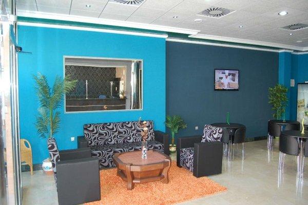 Hotel Almoradi - фото 8