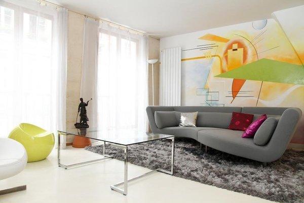 Private Apartment - Central Paris - Louvre - 014 - фото 3