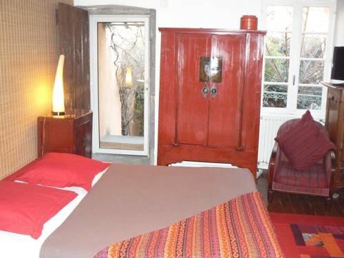 Chambres d'Hotes Le Petit Siam - фото 50