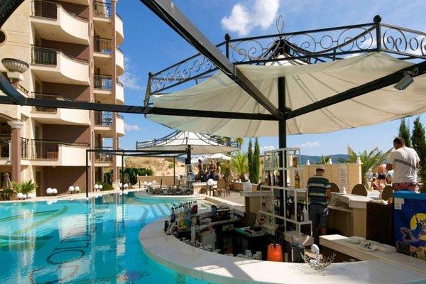 Hotel Golden Ina - Rumba Beach - фото 19
