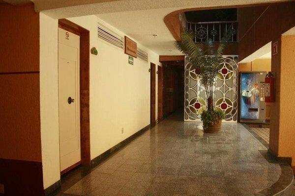 Hotel Mina - фото 14