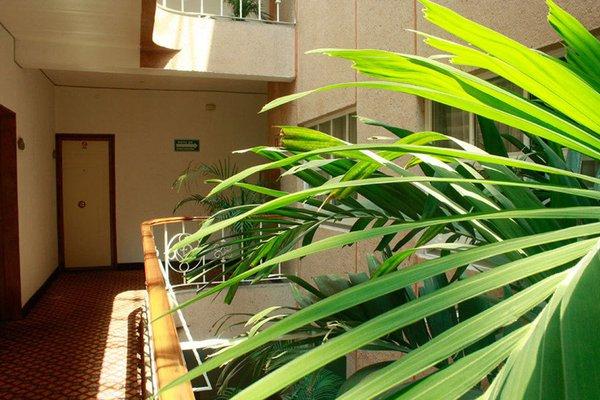 Hotel Mina - фото 20