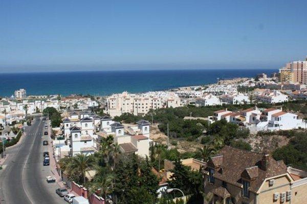 Apartamento Torrevieja playa de La Mata - фото 16