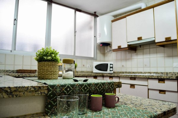 Enjoycity Malaga Apartments - фото 12