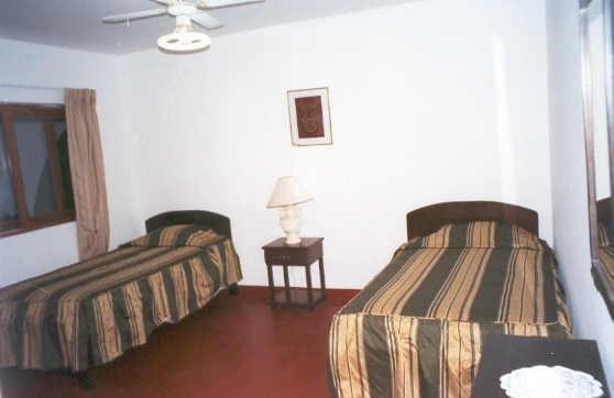 Гостиница «San Marcelo», Наска
