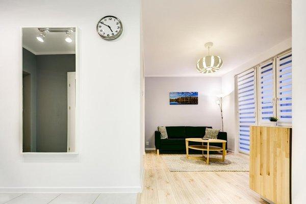 Apartament Centrum - Nowogrodzka 3 - фото 18
