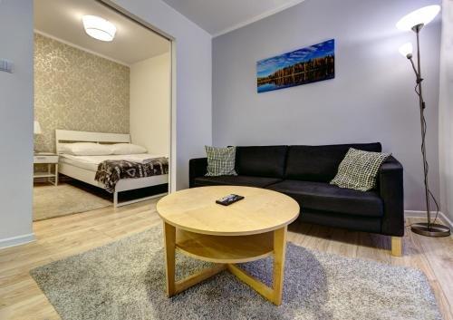 Apartament Centrum - Nowogrodzka 3 - фото 8