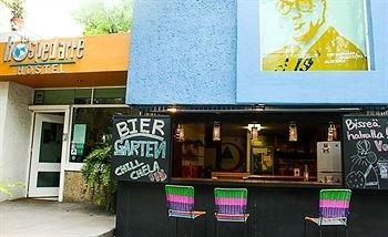 Hostel Hospedarte Chapultepec - фото 13