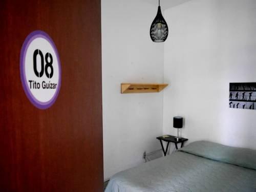 Hostel Hospedarte Chapultepec - фото 15