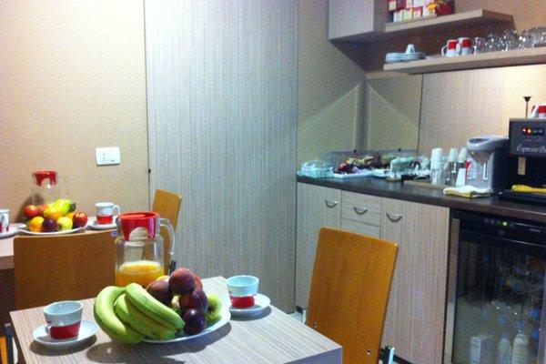 Salku Serviced Rooms - фото 12