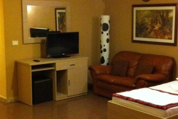 Salku Serviced Rooms - фото 13