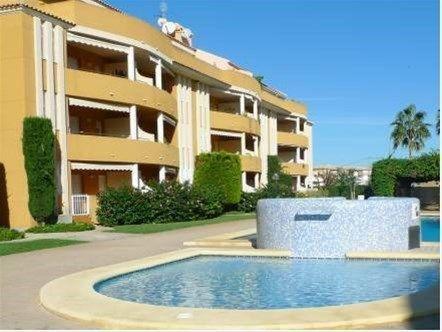 Apartment Res Mediterraneo II Denia - фото 11