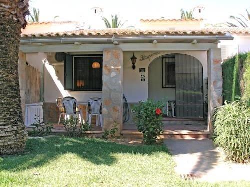 Holiday home El Palmar IV Denia - фото 1