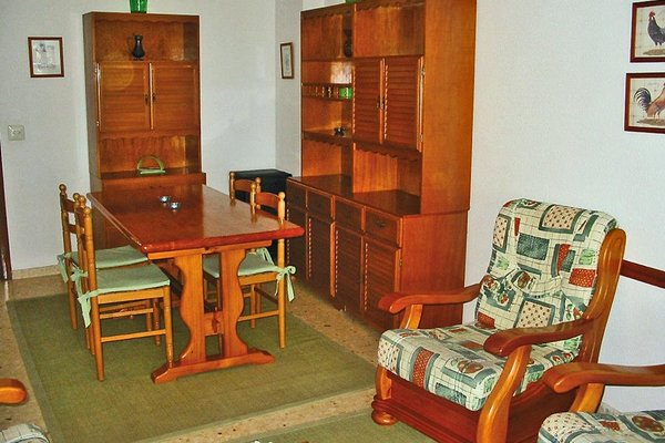 Apartment Urb Florazar Cullera - фото 3