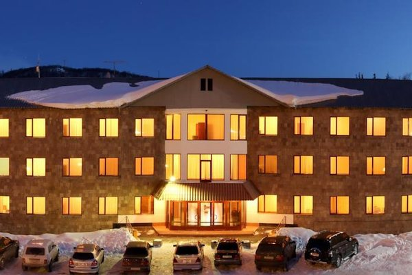 University Hotel - фото 21