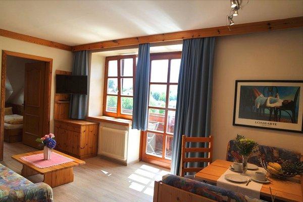 Appartement Haus Drobollach - фото 6