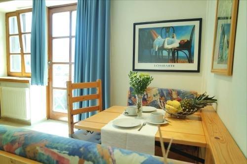 Appartement Haus Drobollach - фото 8