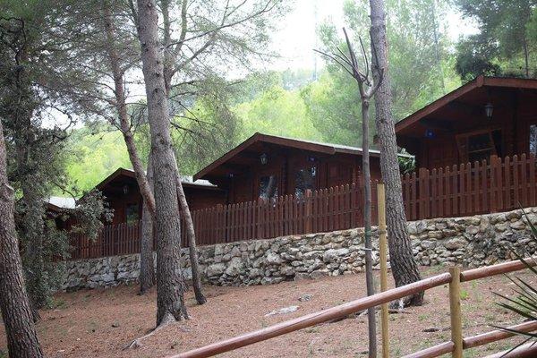 Отель «Casa De Colonies Finca Tamarit», Tamarit