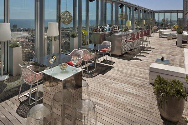 The Level at Melia Barcelona Sky - фото 21
