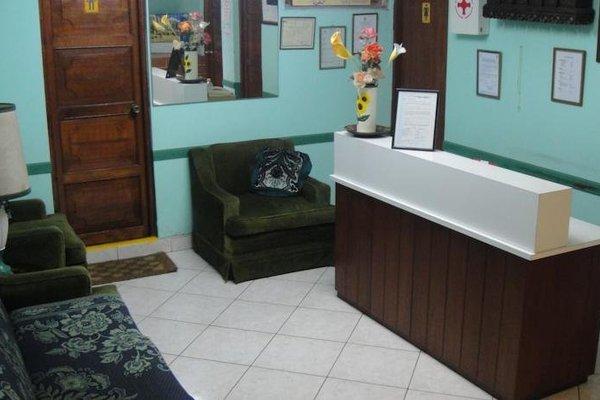 Hostal Residencial Los Andes - фото 16