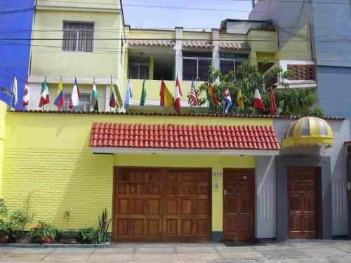 Hostal Residencial Los Andes - фото 20