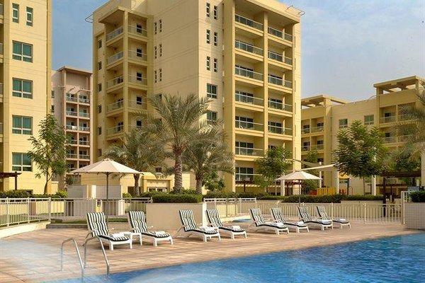 Гостиница «Nuran Greens Residences», Дубаи
