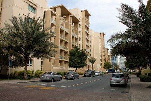 Nuran Greens Residences - фото 22