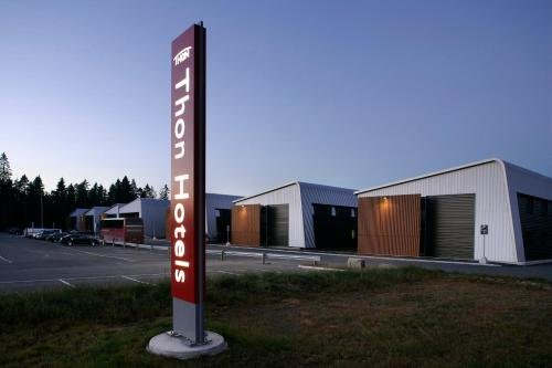 Thon Hotel Gardermoen - фото 22