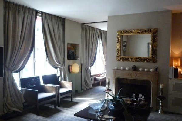 Chambres d'Hotes dans Hotel Particulier - фото 3