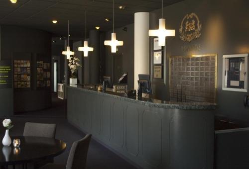 Apollo Hotel Breda City Centre - фото 14