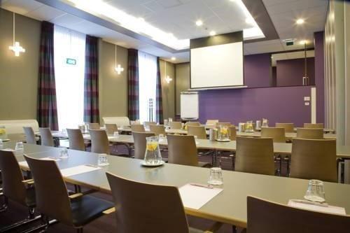 Apollo Hotel Breda City Centre - фото 15