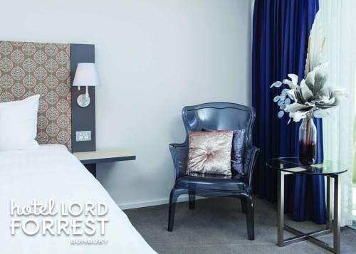 Hotel Lord Forrest - фото 5