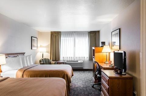 Гостиница «Quality Inn», Рексберг