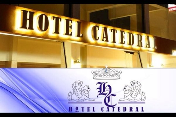 Hotel Catedral - фото 19