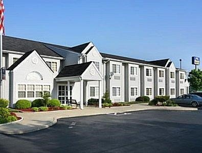 Photo of Microtel Inn & Suites by Wyndham Burlington
