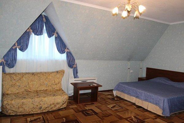 Гостиница «Мираж», Адлер