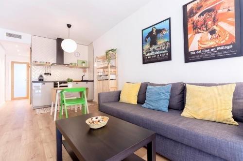 Apartment Livemalaga Victoria - фото 9