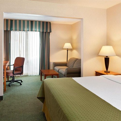 Photo of HOLIDAY INN HOTEL ' SUITES BETTENDORF