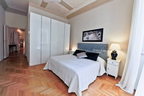 Apartments Florence - Ghibellina 96 - фото 2