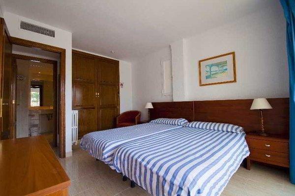 Отель «Los Tilos II», Магалуф