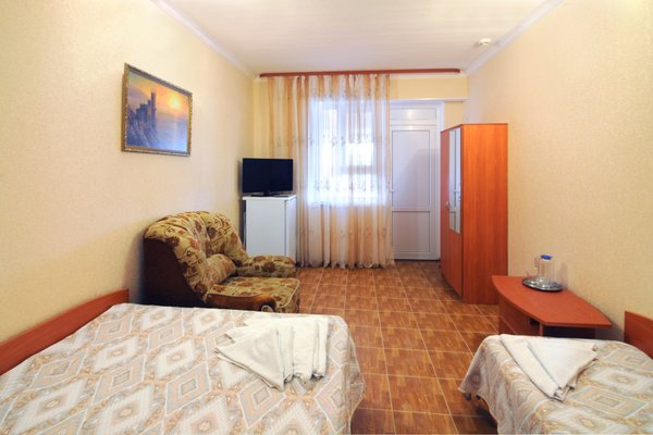 Отель Каро - фото 1