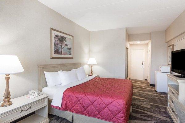 Ramada Hotel, Йонкерс