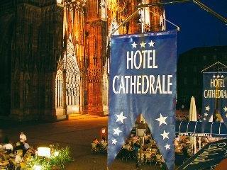 Гостиница «Minotel Cath», Страсбург