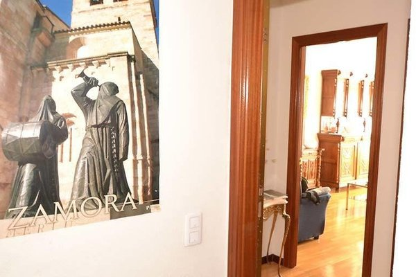 Ciudad Deportiva Apartment - фото 21