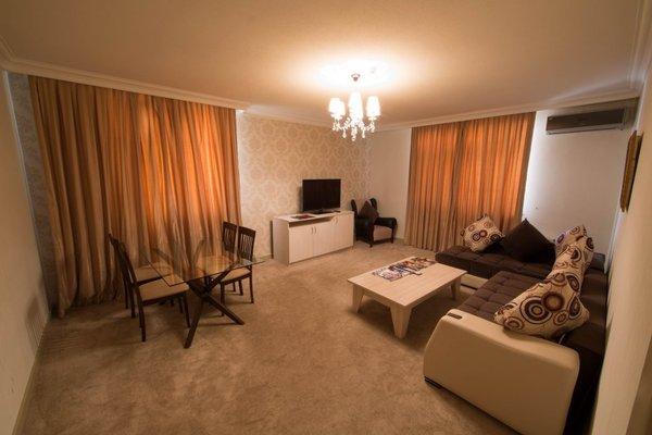Qafqaz Yeddi Gozel Hotel - фото 4
