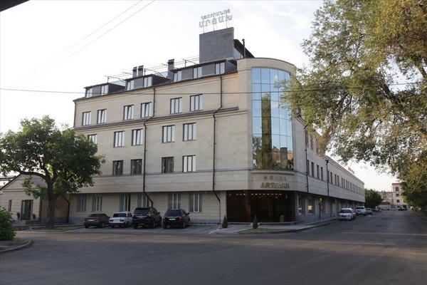 Отель Арцах - фото 22