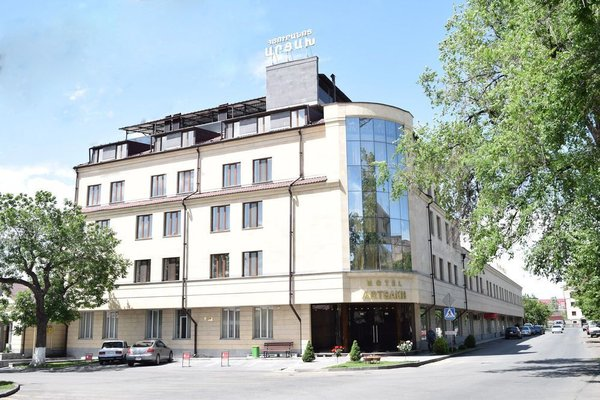 Отель Арцах - фото 23